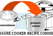 Pressure cooker recipes and tips / by Laura Nichols