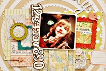Scrapbook Pages III / by Cynthia