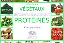 Nature végétaux protéinés