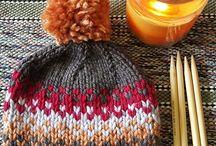 Knitting - Toques