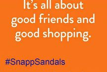 Shopping Quotes / by Snapp Sandals