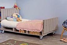ideas camas para chicos