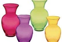 Colour glassware