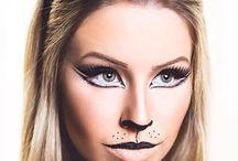 Maquiagens artisticas