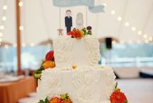 Boda: Figuritas tarta