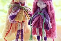amigurumi dolls inspiration
