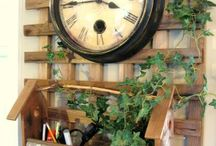 GARDEN IDEAS / Veggie growing, garden designs and amazing outdoor spaces  / by Paddy O'Flynn