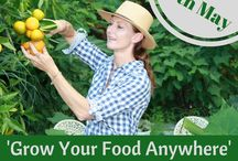 Learn to Grow Your Food! / Growing fresh food is quite simple, once you know the basics. Join expert Horticulturist, Cath Manuel, for easy to follow steps to growing, harvesting and enjoying fresh food!