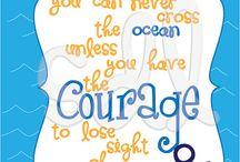 Virtue: Courage