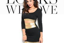 Night on The Town / by WHOLESALE FASHION SQUARE
