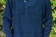Mannen trui