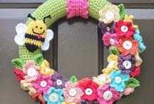 Crochet Decor / by Brittany Semrow