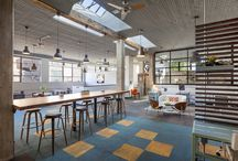 Co Working Space / co working space design, co working business, co working office,