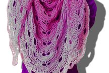 Free Crochet Shawls / Free crochet shawl patterns. ONLY free patterns here for you to get crocheting immediately! We love making shawls, crochet lace shawls, free crochet shawl patterns for beginners, free crochet triangle shawl patterns, quick and easy crochet shawl patterns and more!