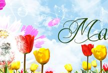 March / march facebook covers