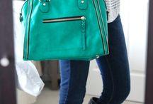 Mama's got a brand-new bag