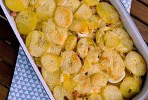 zemiakové recepty