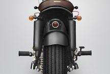 XS 650 Styling