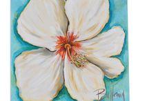 Hibiscus / by Jo Testu-Rumsey