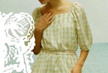 Clothes/Fabrics/Textiles / by Ella Haag