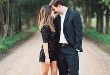 Engagement Style / Outfit inspiration for engagement sessions.  Textures, patterns, colors are great.  Avoid neon colors.