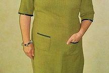 {Pattern to make } Colette Laurel