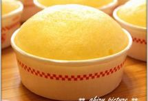 卵蒸しパン