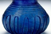 verre romain - pots