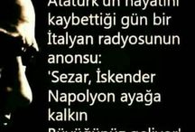 Atatürk. Atatürk Bir Sevda. Hiç Bitmeyecek.