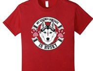 Dogs lover shirts / Be proud of your dog and wear the dog tees