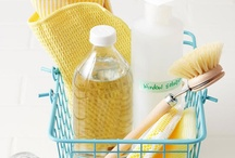 Cleaning Tips / Learn the most efficient methods of cleaning and caring for your home from our handy tips and tricks! Learn more here: http://www.bhg.com/homekeeping/house-cleaning/tips/ / by Better Homes and Gardens