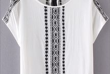 tricouri etno