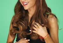 Ariana grande / I love Ariana so much  / by Brittany Ross