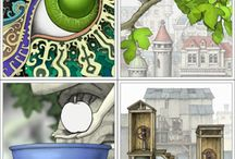 Gorogoa /  Designed and illustrated by Jason Roberts. Sound design by Eduardo Ortiz Frau. And (coming soon) music by Austin Wintory.   A work in progress
