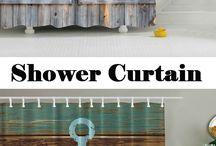 Shower  Curtains/Barhrooms