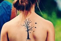 Tattoos / by Rebecca Thrash