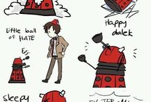 Doctor Who / The Doctor