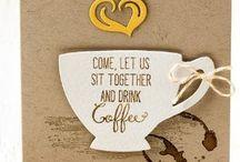 Lizzie coffee card