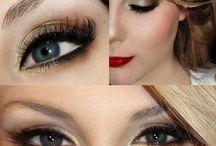 Hair and makeup art