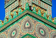 Morrocan Vibes / ASHA By ADM Spring 2015 inspiration / by ASHA By ADM