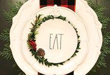 Christmas_decoration tables