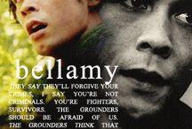 The 100 / Bellamy