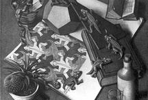 Art of M.C. Escher