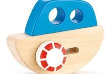 Planes, Trains, and Automobiles / Ride, fly or float away with your imagination with these beautiful wooden toys. More @ www.woodandwonder.co.uk