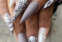 Ногти мои