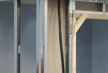 Colocar Pladur - Placas de yeso laminado / Imágenes de la guía para colocar pladur, placas de yeso laminado