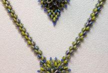 Krásne náhrdelníky / O obdivovaní a inšpirácií krásnych korálkových náhrdelníkov