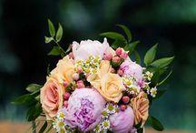 REAL WEDDINGS: FLOWERS & BOUQUET