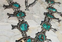 Turquoise jewelry / by Elizabeth suggett