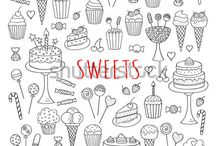 DOODLES - CONFECTIONERY